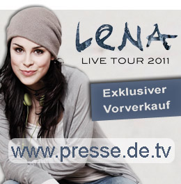Lena Live Tour Tickets Karten